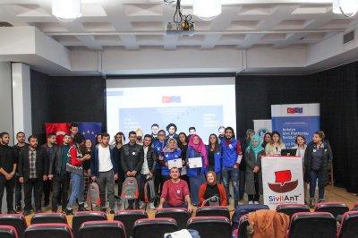 Genç Gönüllüler Zirvesi Atölyesi