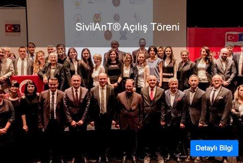 SivilAnT® Açılış Töreni