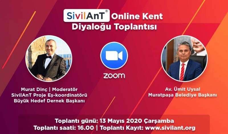 SivilAnT Online Kent Diyaloğu